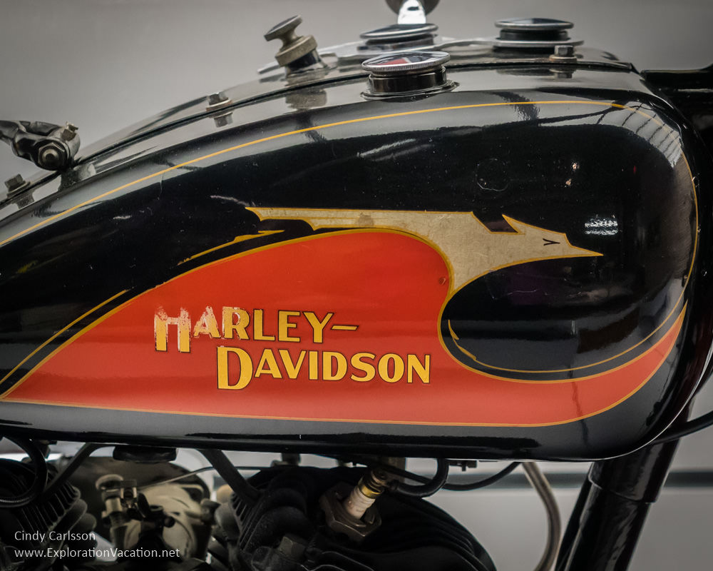 American history lessons from Harley-Davidson, Milwaukee